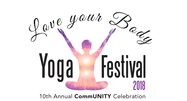Love Your Body Yoga Festival 2018